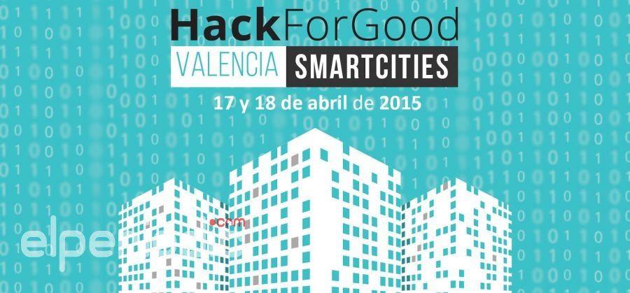 'Apps' de innovación social para 'Smartcities' en HackForGood Valencia 2015