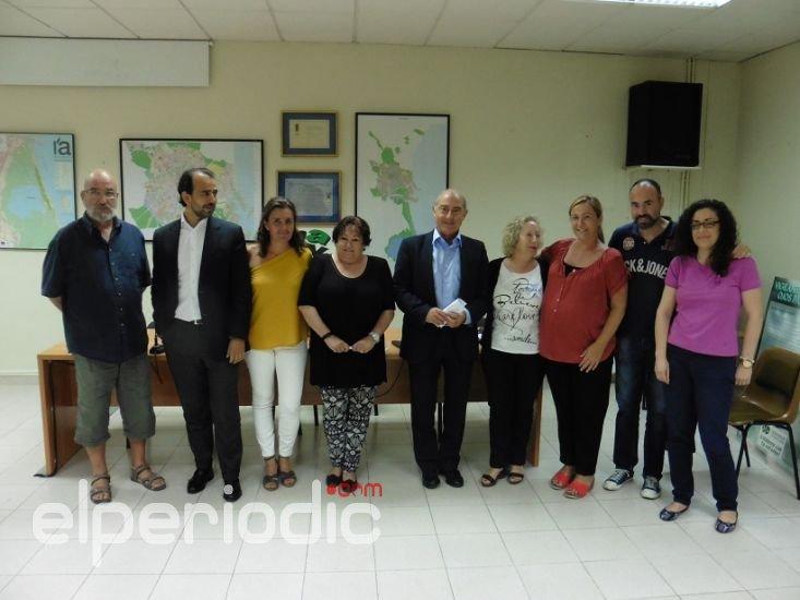 El pp de valencia comunica a la federaci n de vecinos la for Oficina del ciudadano
