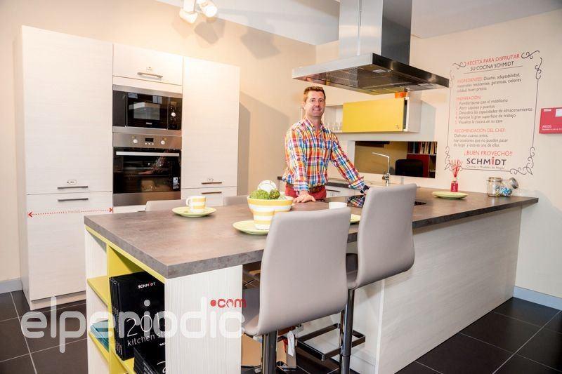 Cocinas schmidt celebra la puesta de largo de parque for Muebles burjassot