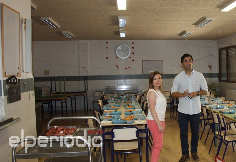 Paterna abre hoy cinco comedores escolares para garantizar - Comedores escolares alicante ...