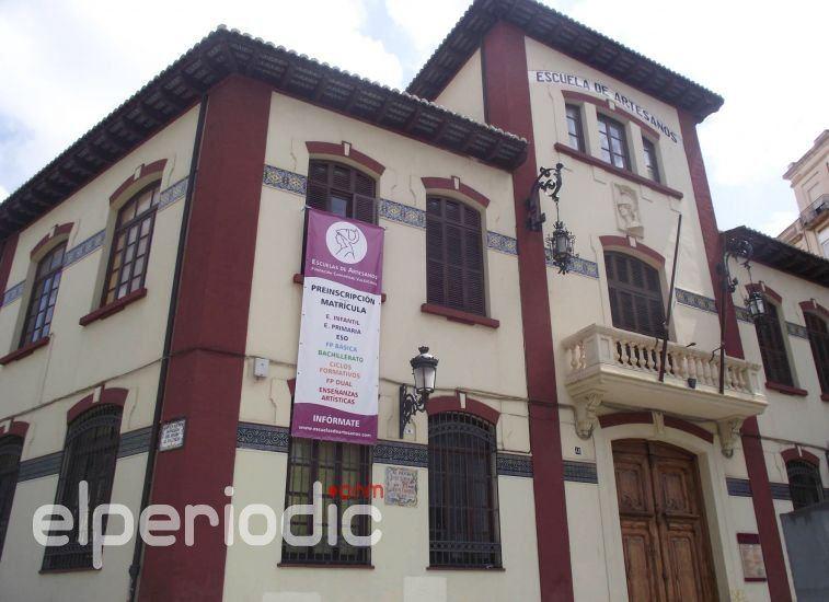 Las escuelas de artesanos de valencia reestrenan su himno - Artesanos valencia ...