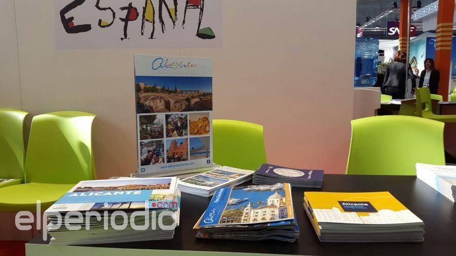 Alicante participa en la feria de turismo international french travel market en par s - Oficina turismo paris en madrid ...