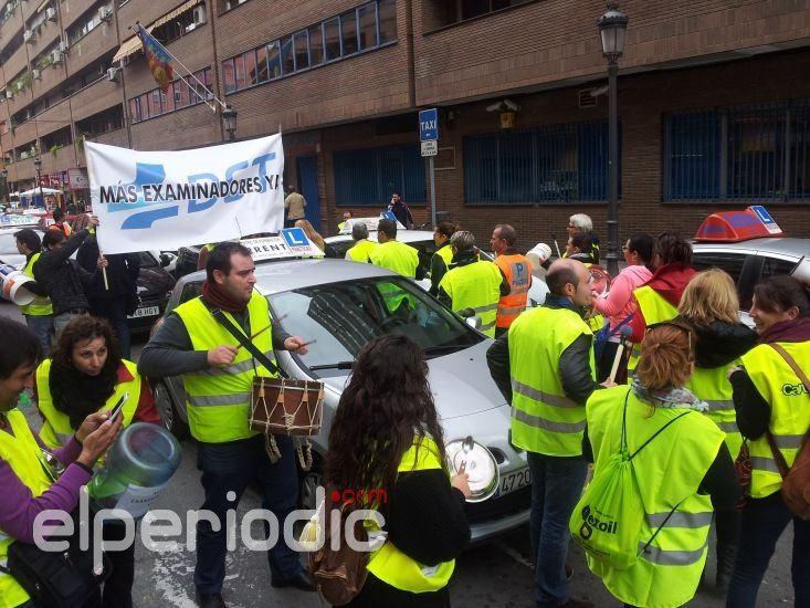 Las autoescuelas valencianas protagonizan una - Jefatura de trafico de albacete ...