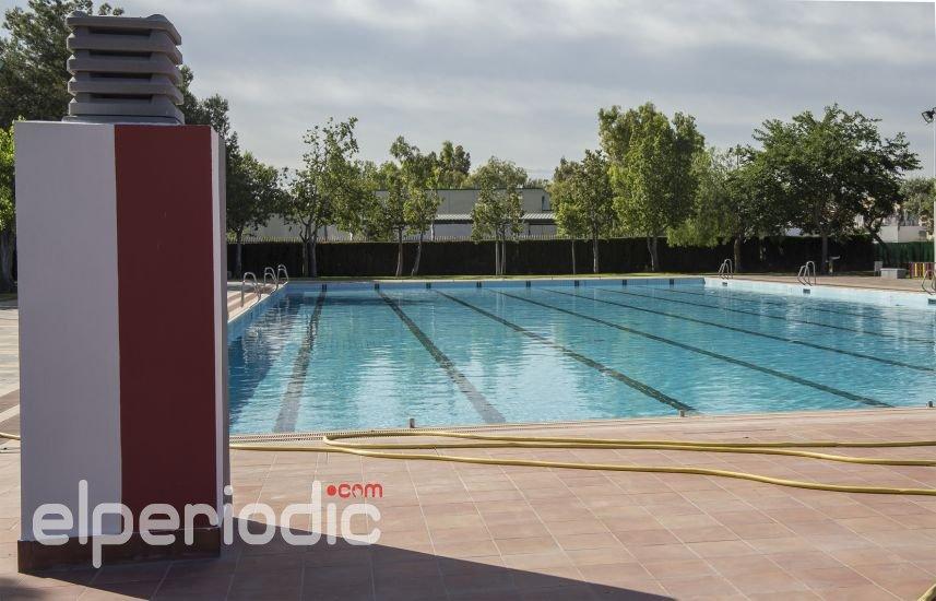 La piscina de verano de mislata abre ma ana tras la for Piscina sedavi