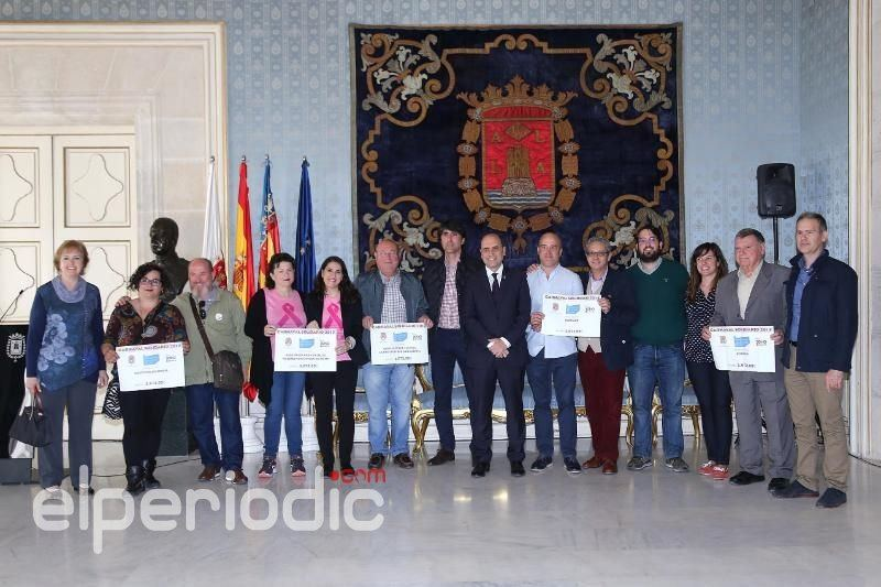 El Ayuntamiento de Alicante acoge la entrega de galardones del ...