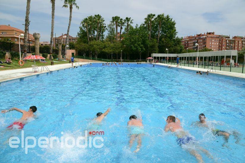 La piscina de verano de paiporta abre sus puertas este for Piscina quart de poblet