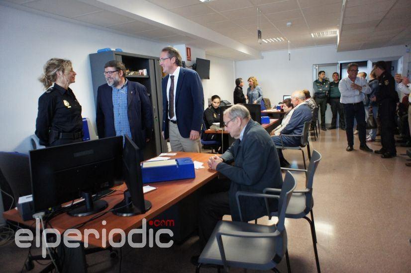 El alcalde celebra que se activen los tr mites para for Oficina extranjeria alicante