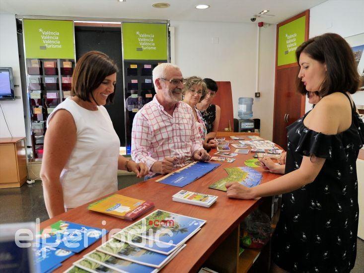 Alboraya en la oficina de promoci n provincial del patronato provincial de turismo val ncia for Oficina turismo valencia