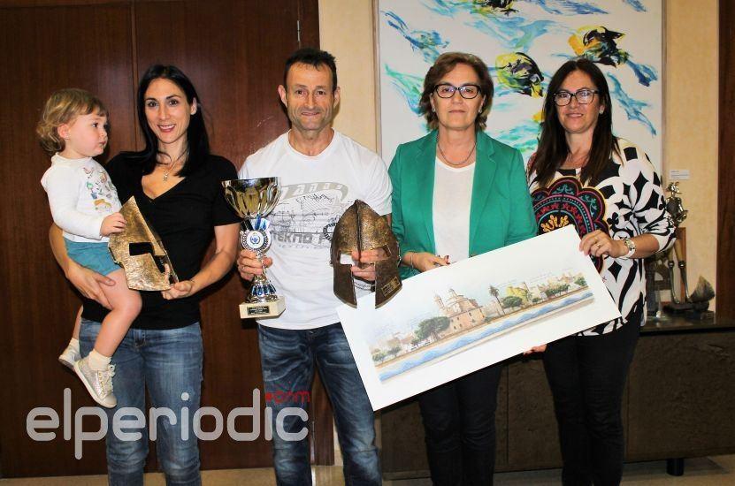 El campeón de España de Culturismo Natural es de Burriana