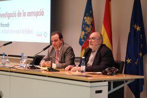 Alcaraz: 'El Consell mantiene un compromiso activo contra la corrupción y de tolerancia cero hacia las corruptelas'