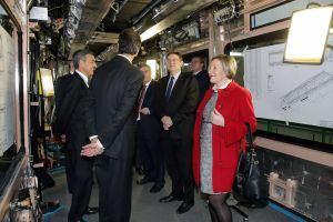 Puig destaca la importancia de potenciar el transporte ferroviario en todos los ámbitos