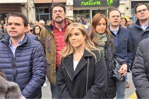 """Eva Ortiz pide a Puig que """"deje de atacar a quienes claman por la justicia y la protección"""""""