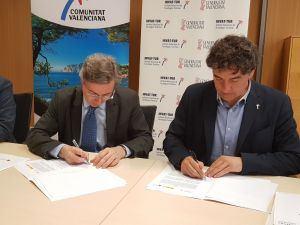 La AVT y Segittur colaborarán en el desarrollo de los destinos turísticos inteligentes