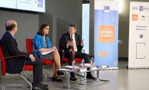 Puig afirma que la apuesta de la Comunitat por la internacionalización de su economía pasa por el fortalecimiento de la UE