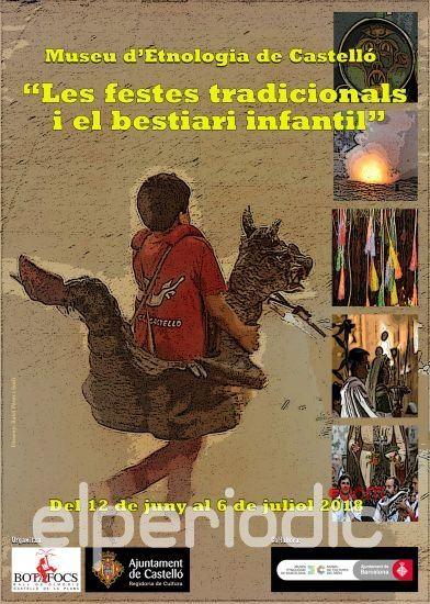 67e19e9bed49 El décimo aniversario del bestiario infantil de Botafocs ocupará el ...