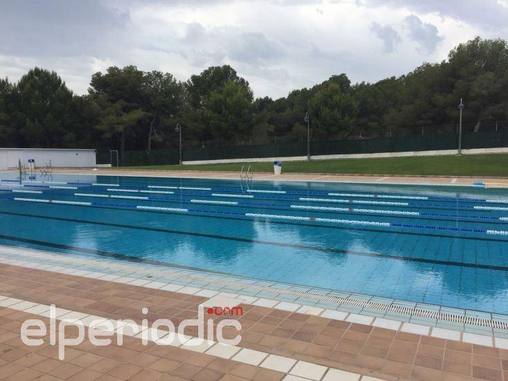 Balastegui benidorm mantiene cerrada la piscina de for Piscina municipal sueca