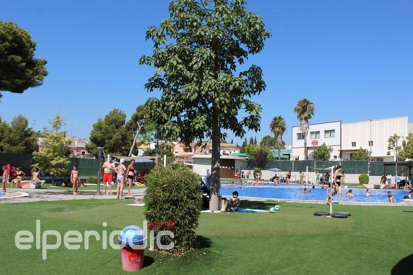 La piscina de verano volver a abrir sus puertas el for Piscina de godella