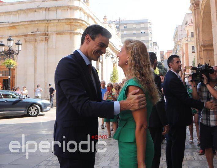 Pedro Sánchez, primer presidente de gobierno confirmado en el FIB
