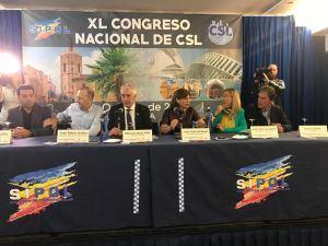 Bonig insta a Sánchez a aprobar la jubilación anticipada de los policías locales