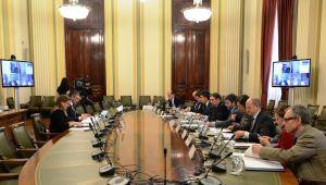 Cebrián traslada al Gobierno de España la solicitud de que se active la cláusula de salvaguardia del acuerdo con Sudáfrica