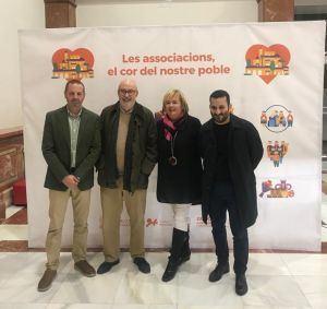 Alcaraz reivindica el papel del tejido asociativo valenciano
