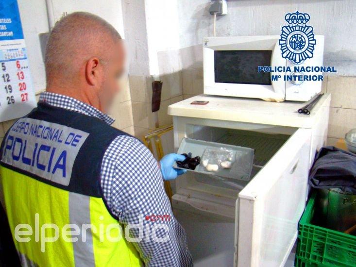 """Desarticulan otro punto negro de venta de drogas """"camuflado"""" en un taller  de reparación bdce836452b94"""