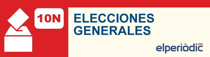 ELECCIONS GENERALS 10-N 2019
